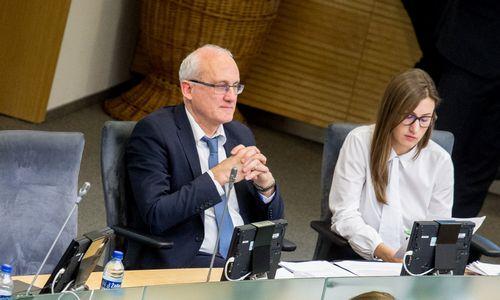 """BFK pirmininkas: įgyvendinti visus """"biudžetinius pageidavimus"""" – nerealu"""