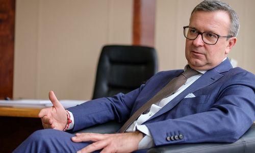"""Interviu su nauju bankų veidu Zalatoriumi: nuo prošvediškumo iki """"fintech"""" vyrukų"""