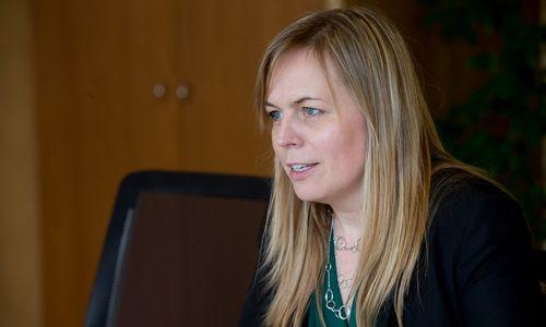 Milda Dargužaitė traukiasi iš Vyriausybės kanclerių