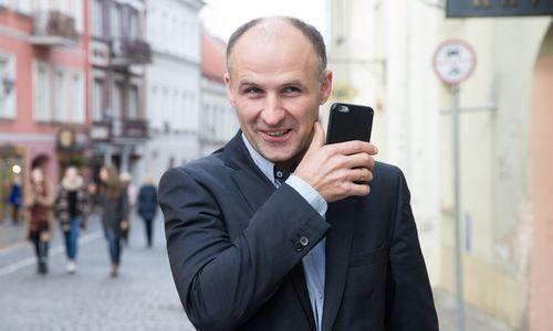 """Bitė Lietuva"" ruošia televiziją telefone"