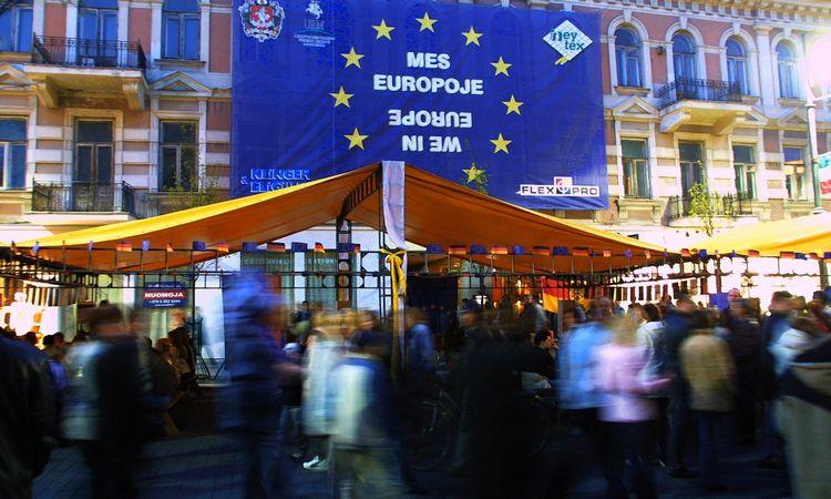Lūžio taškas – Europos Sąjunga: kaip pasikeitė Lietuvos verslas?