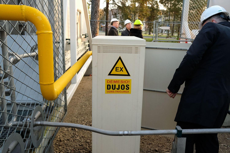Gamtinių dujų kainos gyventojams – vienos mažiausių per dešimtmetį