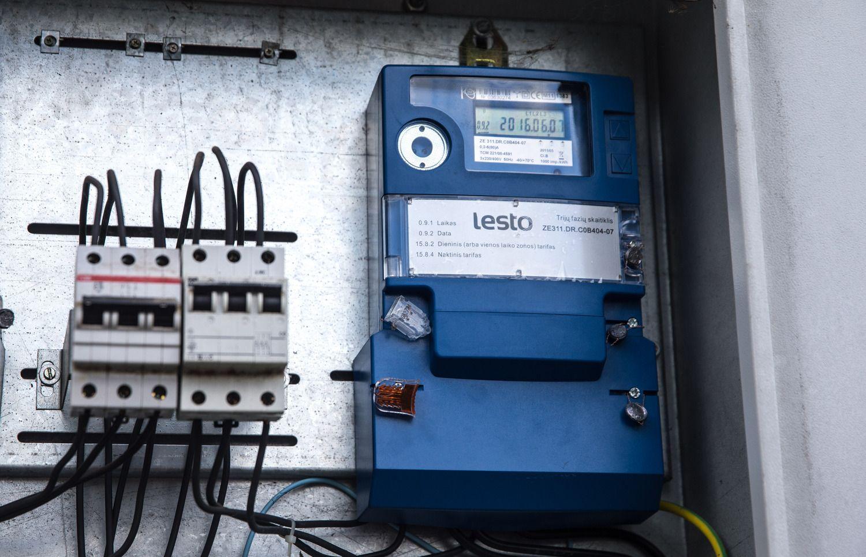 Pakoregavo ESO elektros kainas 2018 m.