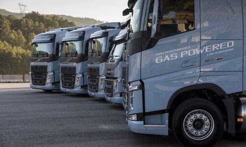 """""""Volvo Trucks"""" siūlys rinktis SkGD varomus sunkvežimius"""