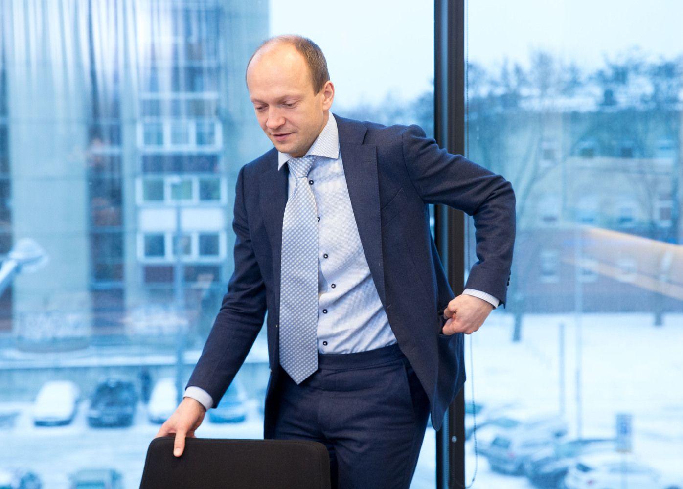 Lėčiausiai besikeičiančiam Lietuvoje sektoriui efektyvinti reikės nebent naujos krizės