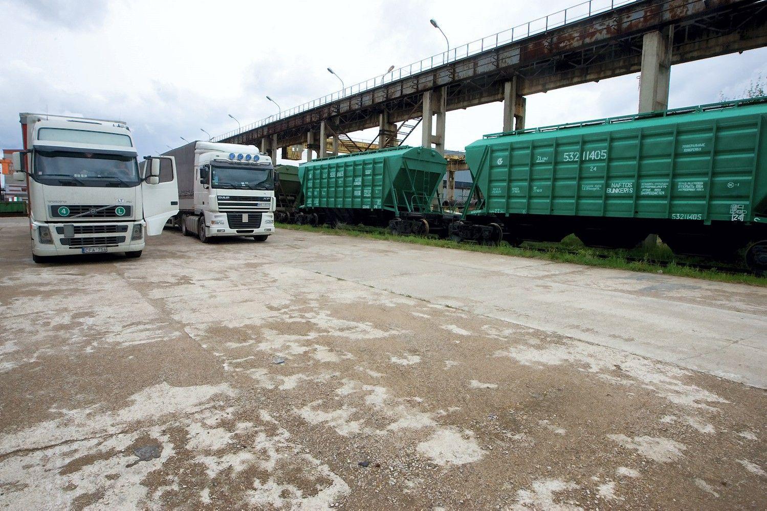Transporto ir saugojimo sektoriaus lyderiai: apžvalga