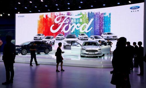 """""""Ford"""" Kinijojepardavinės automobilius per """"Alibaba"""""""