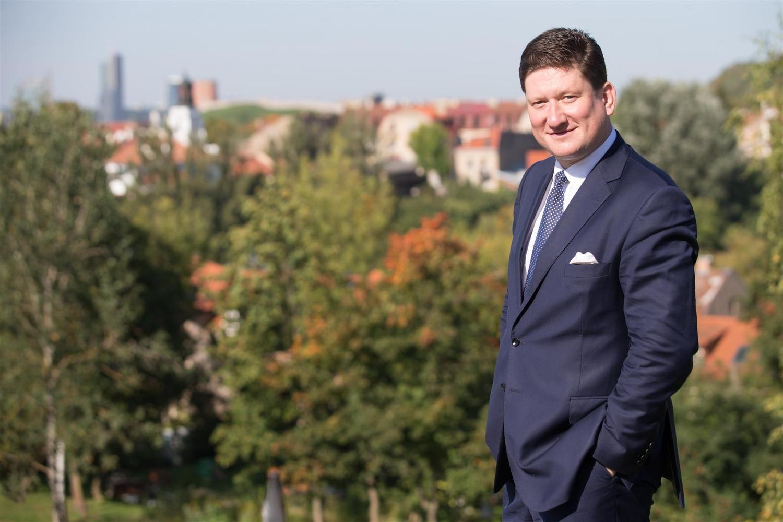 """Vilniuje veiks tarptautinis """"blockchain"""" centras"""
