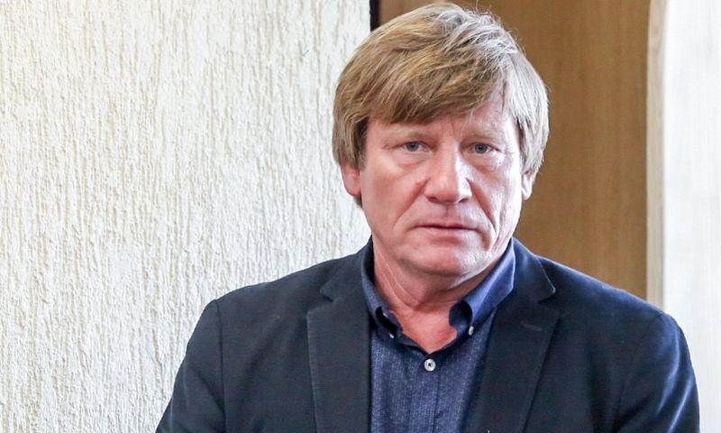 "Verslininkas Vitas Tomkus. Vidmanto Balkūno (""15 min"") nuotr."