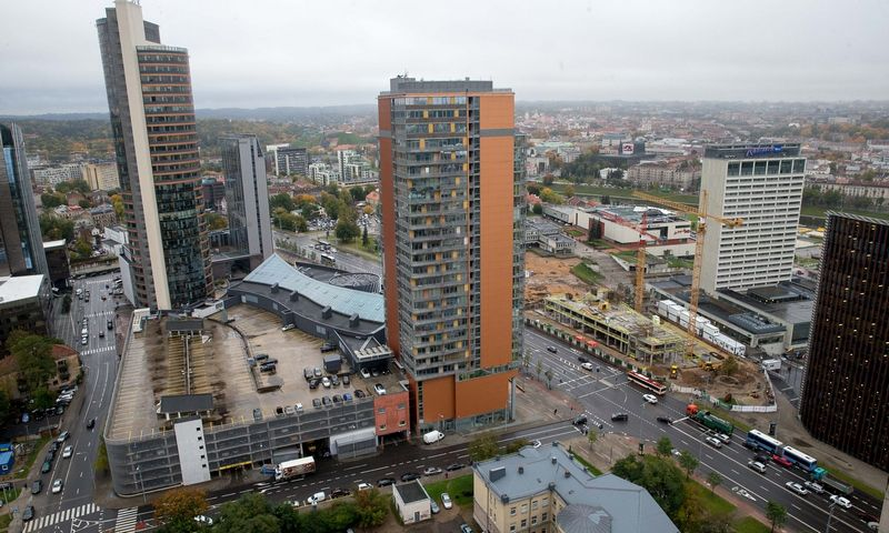 Jau per 2019 metus iš turistų rinkliavos į Vilniaus miesto biudžetą tikimasi papildomai surinkti apie 2,28 mln. Eur. Vladimiro Ivanovo (VŽ) nuotr.