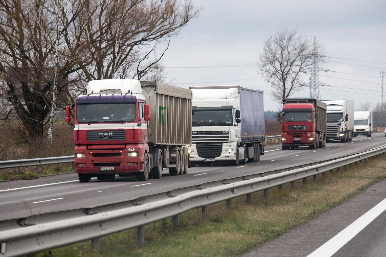 Atlyginimai transporto ir saugojimo sektoriuje: didžiausi– Klaipėdoje