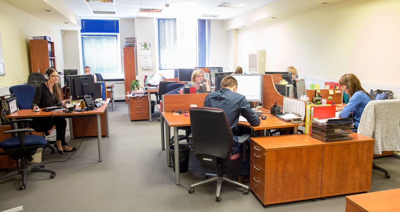 Estijos vyriausybė į regionus perkelia 1.000 darbo vietų
