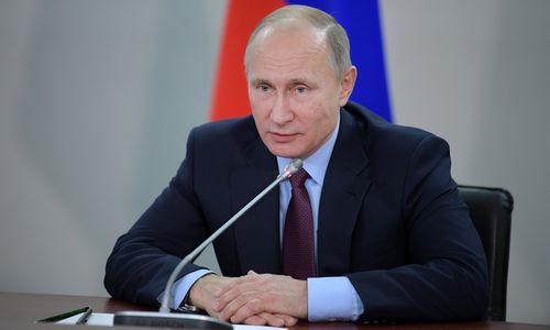 Putinas paskelbė apie Rusijos karinių pajėgų išvedimą iš Sirijos