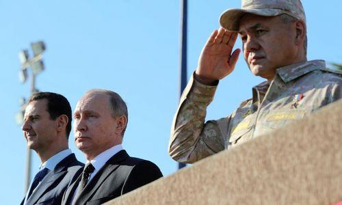 Putino turas Artimuosiuose Rytuose: pasinaudojo proga užgožti Trumpą