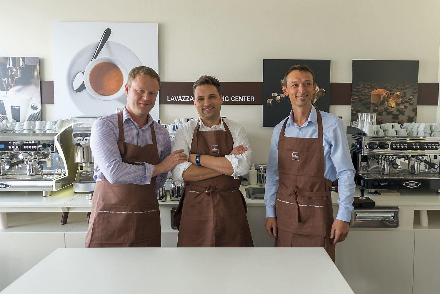 20 veiklos metų itališkos kavos gėrimo kultūros puoselėjimui