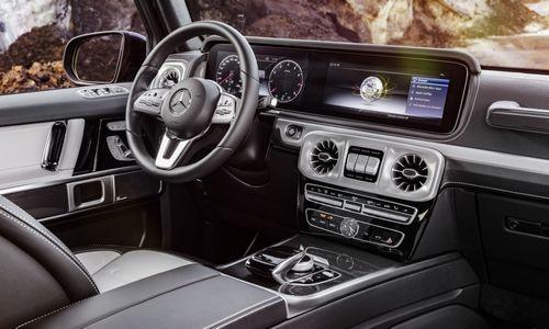 """Pirmoji oficiali informacija apie istorinės """"Mercedes"""" G klasės įpėdinį"""