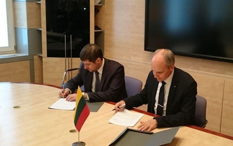 Susisiekimo ministerija praneša apie posėdyje su Baltarusijos atstovais priimtus Lietuvai palankius susitarimus. Susisiekimo ministerijos nuotr.