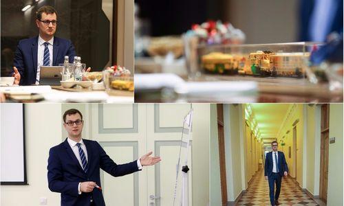 """Diena su """"Lietuvos geležinkelių"""" vadovu: kokius stereotipus tekolaužyti, ką keisti valdyme"""