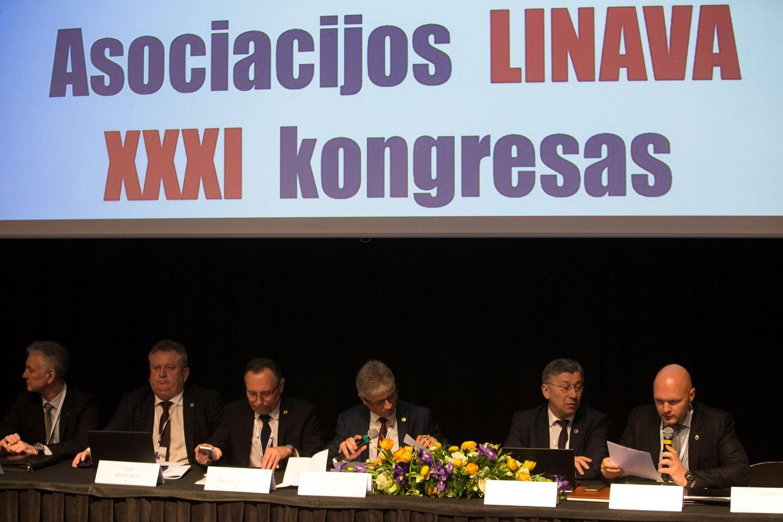 """""""Linava"""" patvirtino biudžetą su draudimo bendrovės steigimui numatytomis lėšomis"""
