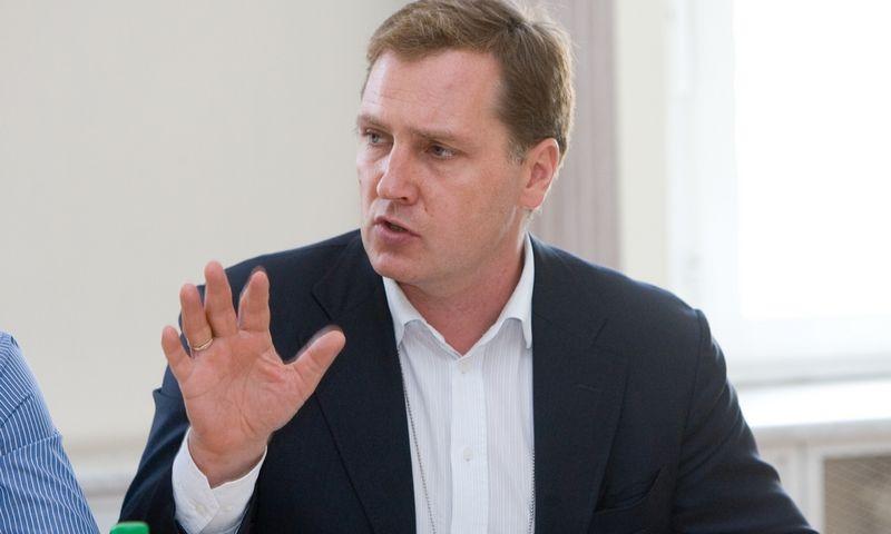 """""""Su rusais konkuruojama Pietų Afrikos Respublikoje, Šiaurės, Rytų Afrikos šalyse"""", – teigia Robertas Lapinskas, vienos didžiausių šalies grūdų prekybos bendrovių """"Agrorodeo"""" vadovas ir akcininkas. Juditos Grigelytės (VŽ) nuotr."""