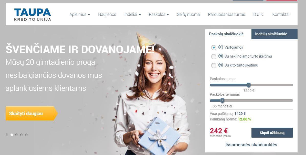 Uniją išbaręs Lietuvos bankas leido jai taptibanku