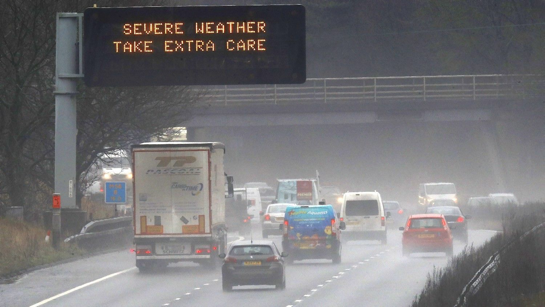Britai imasi išmaniųjų greitkelių projekto