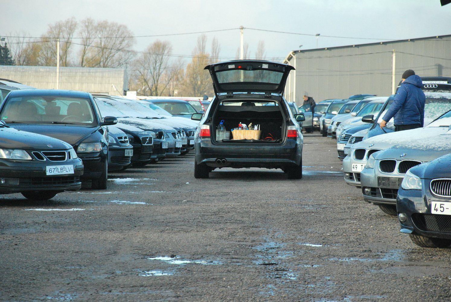 Naujas lietuvių ICO: taikosi į naudotų automobilių pirkėjus