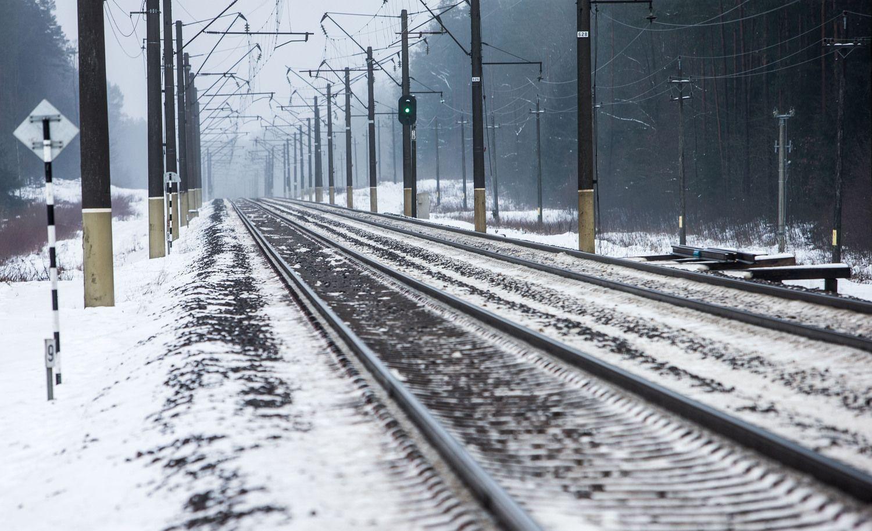 """""""Lietuvos geležinkeliuose"""" elektra liejasi laisvai"""