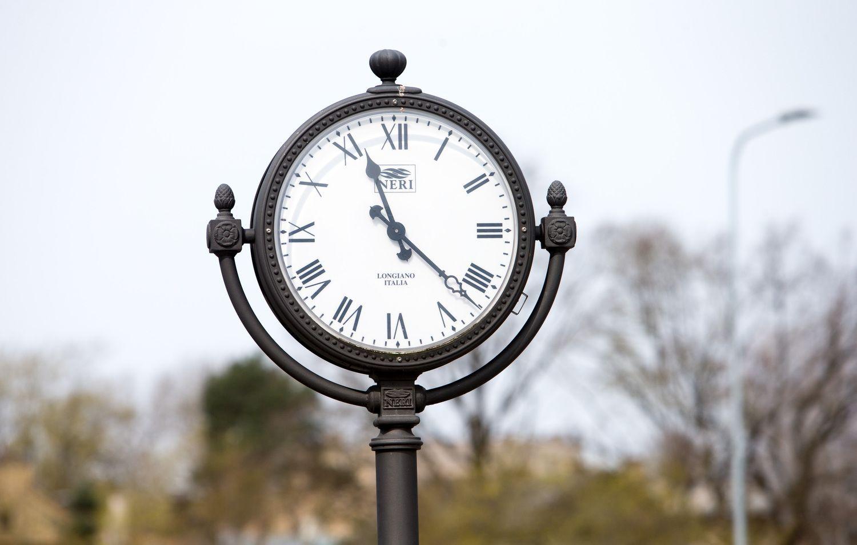 Vyriausybė kreipsis į Europos Komisiją dėl laiko sukiojimo