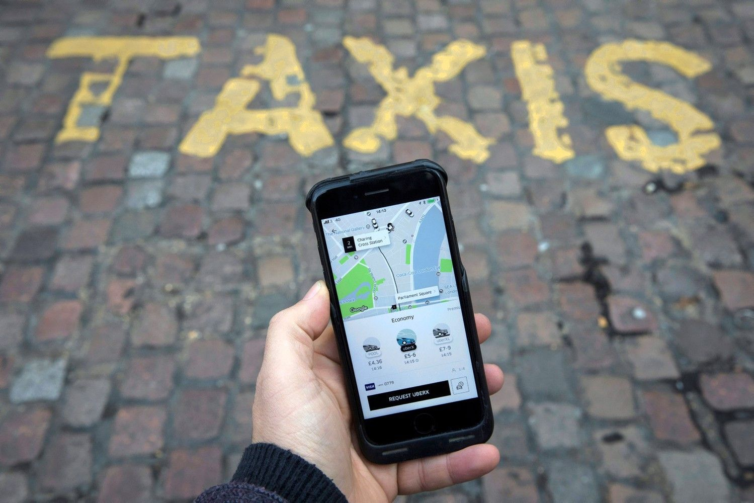 """Europos Teisingumo Teismas: """"Uber"""" yra transporto kompanija"""