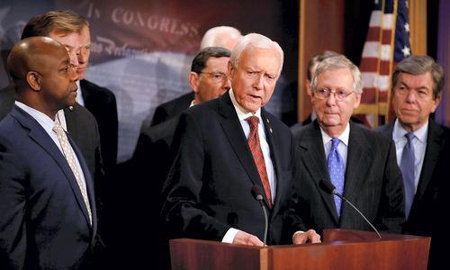 Atstovų Rūmai palaimino JAV mokesčių reformą