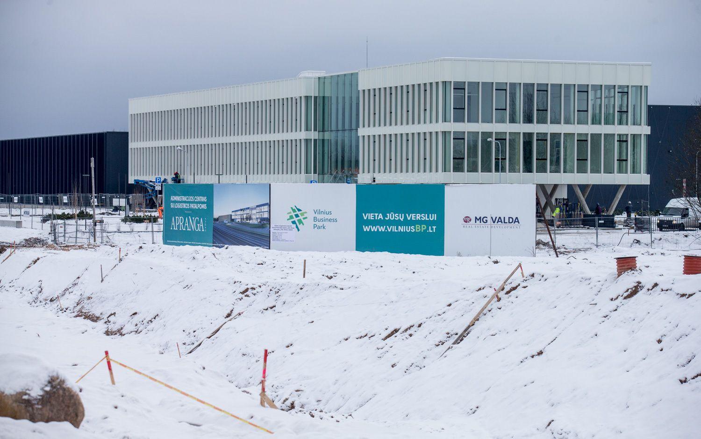 """""""Aprangos"""" 2018 m. planai: naujas logistikos centras,milijoninės investicijos"""