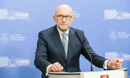 """""""Orlen Lietuvos"""" vadovas palieka postą"""