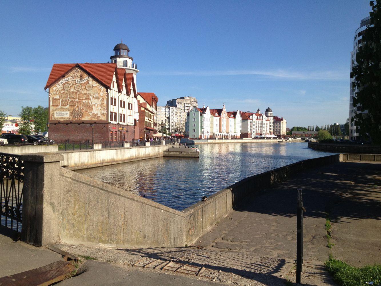 Kaliningrade atidarytas pirmasis penkių žvaigždučių viešbutis