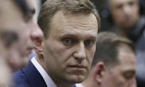 Iš Rusijos prezidento rinkimų eliminuotam Navalnui gresia nauji nemalonumai