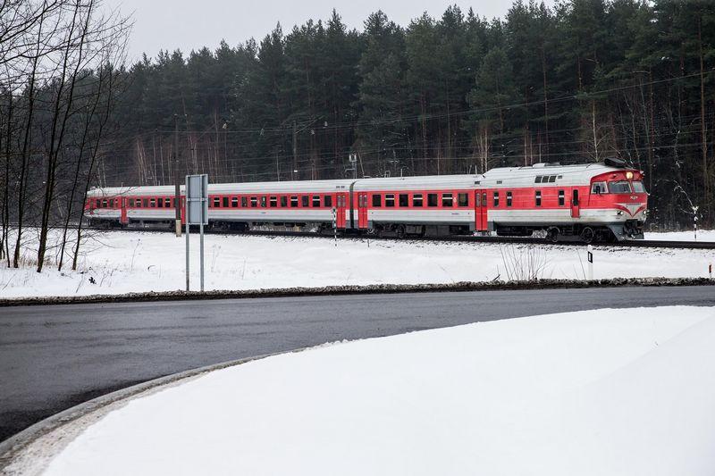 Kaliningradą ir Klaipėdą sujungs bandomasis keleivinių traukinių maršrutas. Juditos Grigelytės (VŽ) nuotr.