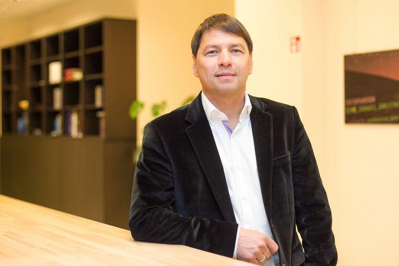 "Marijus Cilcius, UAB ""MV Group"" vadovas.  Irmanto Gelūno (""15min.lt"") nuotr."
