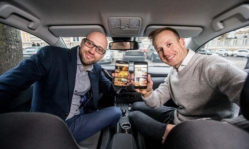 """Lietuviai panaudojo """"Uber"""" modelį,mėgina bet ką pristatyti greičiau"""