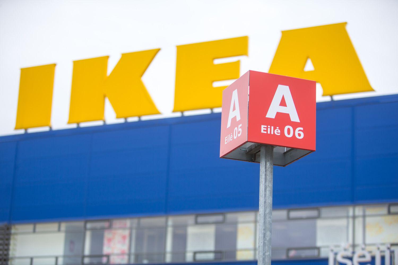 IKEA sukonkretino plėtros planus Ukrainoje