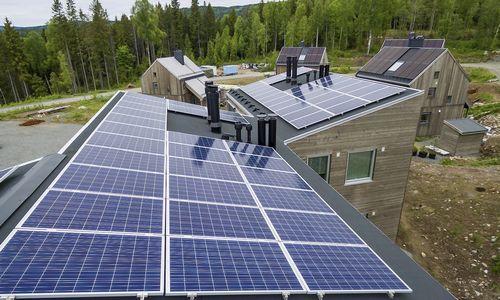 Norvegai saulės jėgaines pirks parduotuvėse