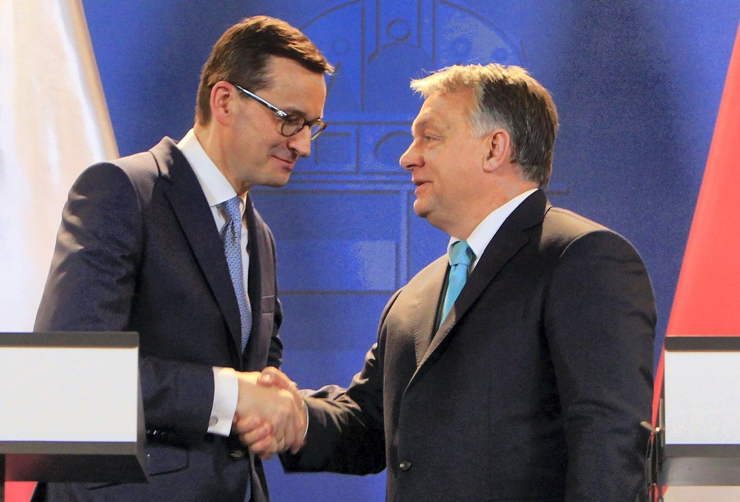 Lenkija ir Vengrija: mūsų balsas apie Europos ateitį turi būti išgirstas