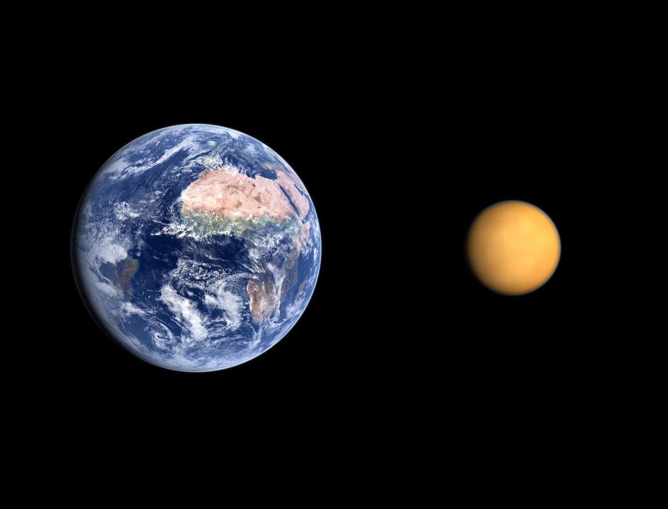 Iliustruotasis mokslas: užšalęs Žemės dvynysTitanas