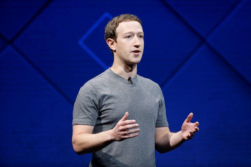 """Markas Zuckerbergas, """"Facebook"""" įkūrėjas ir vadovas.Stepheno Lamo (""""Reuters""""/""""Scanpix"""") nuotr."""