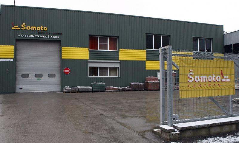Kazlų Rūdos UAB Šamoto centras atsisakė mažmeninės prekybos.  Roberto Misiukonio nuotr.