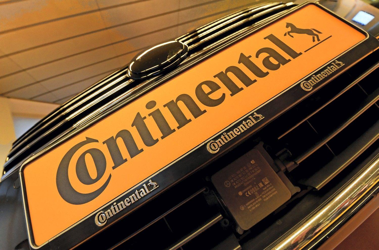 """Kaune investuojanti """"Continental"""" svarsto keisti struktūrą arba pasidalinti"""