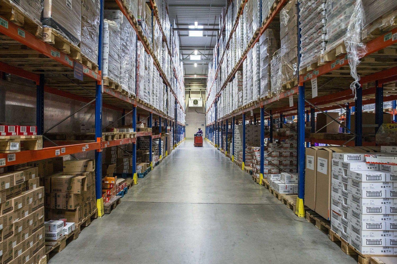 Sandėlių ir pramonės NT atsiriekė daugiau investuotojų pinigų