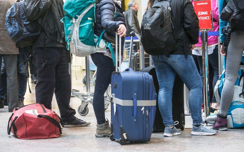 Turistų piniginėms apsaugoti kurs kelionių garantijų sąskaitą