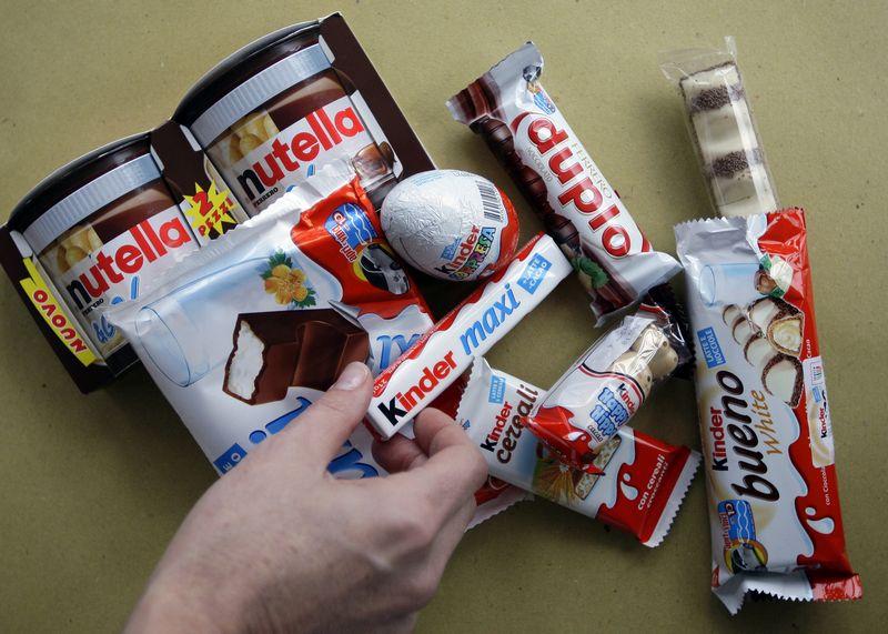"""Ferrero"" produkcija. Stefano Rellandini (""Reuters""/""Scanpix"") nuotr."