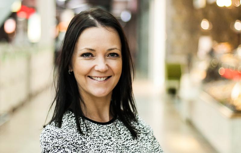 """Indrė Česūnienė, pastaruosius 9 m. dirbusi """"Circle K"""" bendrovėje, tapo """"Akropolis group"""" rinkodaros ir komunikacijos departamento vadove. Bendrovės nuotr."""