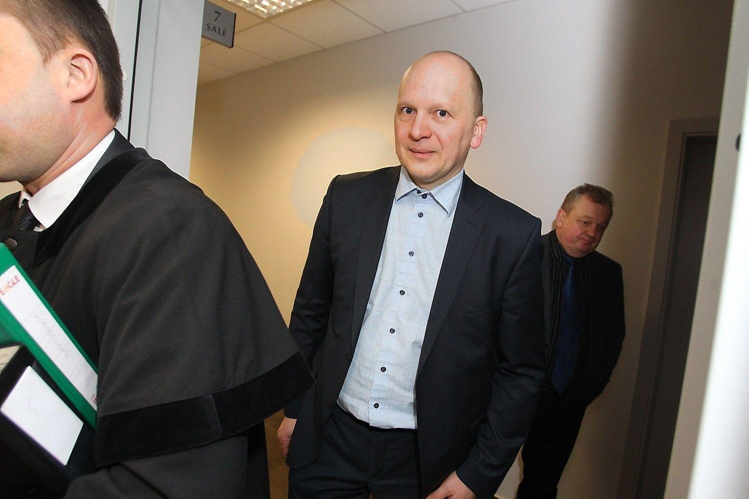 Apeliacinis teismas pripažino kaltu buvusį Kauno vicemerą